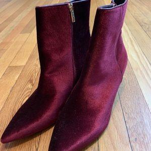 NWOT STEVEN by Steve Madden Ankle Boots